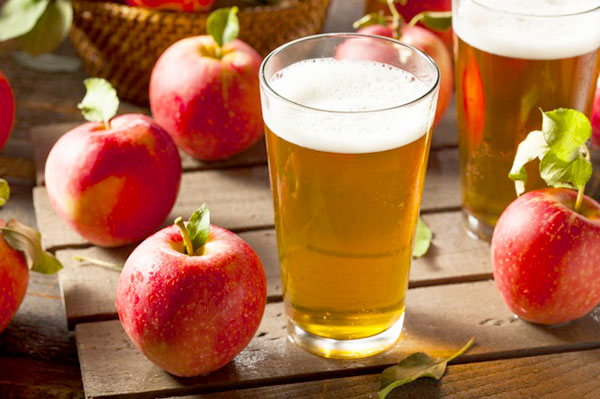 りんご酒シードル・ビタミンとミネラルが豊富【美容・美白効果】