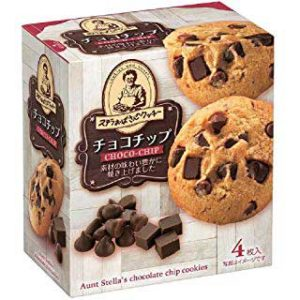 チョコチップ[森永 ステラおばさんのクッキー]