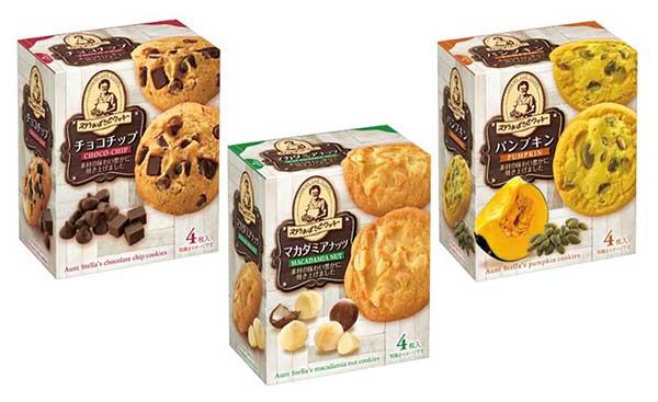 【森永製菓】ステラおばさんのマカダミアナッツクッキー