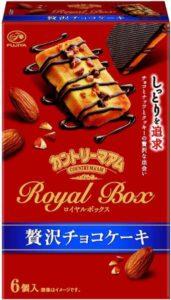 カントリーマアムロイヤルボックス(贅沢チョコケーキ)[不二家 ビスケット クッキー]