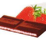 ストロベリーチョコレート 46g[明治 ホワイトチョコ イチゴ味]